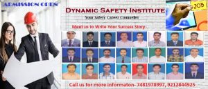 Which industry fire safety officer get the job